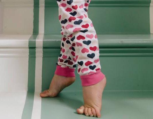 A child with sensory problem