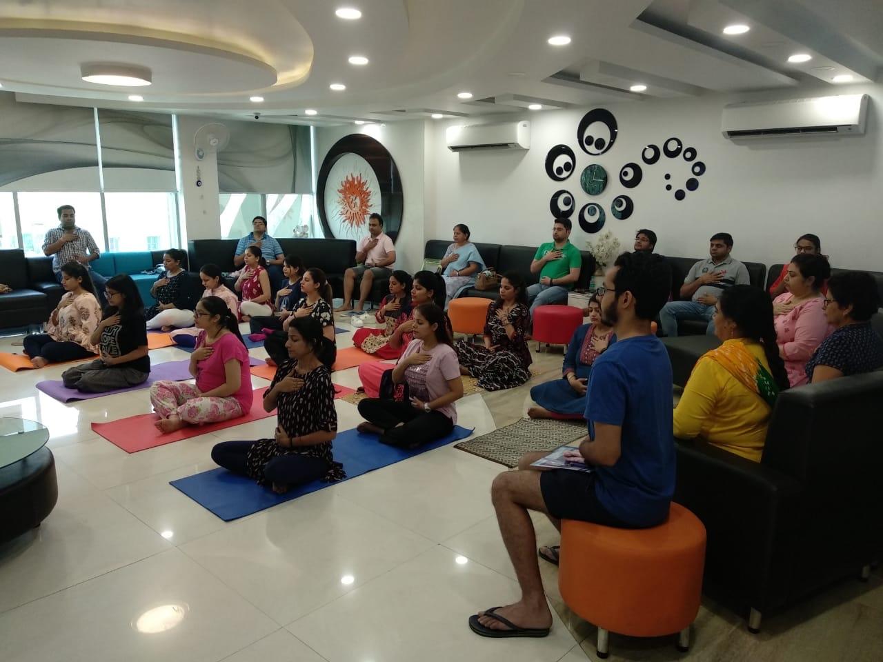 Antenatal Group Session